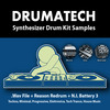 DRUMATECH Synthesizer Drum Kit Samples