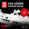 500 Techno Loops