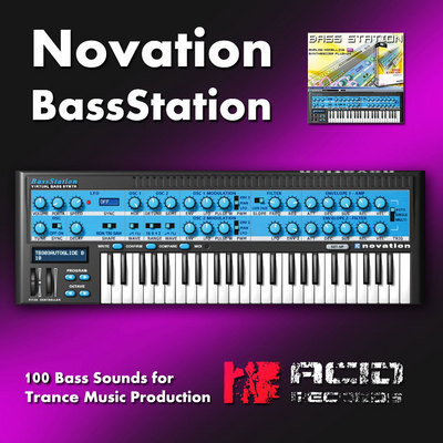Product picture Novation Bass Station Soundbank