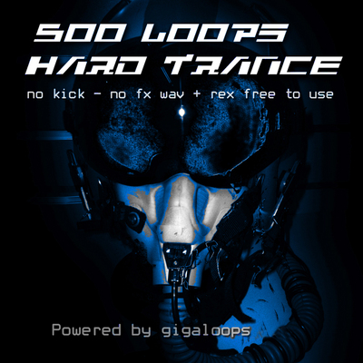 Product picture 500 Hard Trance Loops