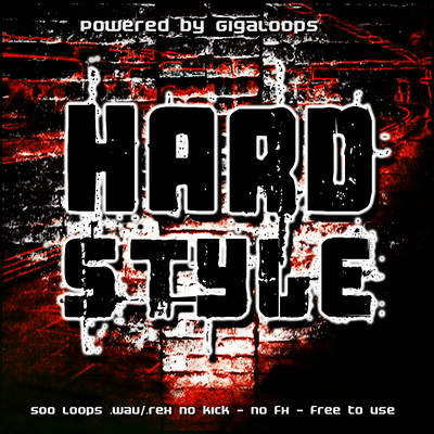 Product picture 500 Hard Style Loops