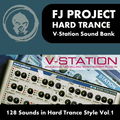 Product picture V-Station Sound Bank
